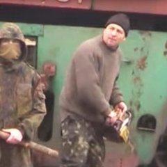 Аваков показав відео штурму блокади на Донбасі