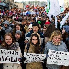 Росіяни пишаються захопленням Криму більше, ніж освоєнням космосу, - опитування