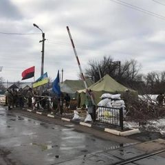 Нацгвардія готує силовий розгін активістів блокади на Донбасі, - штаб блокади