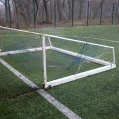 У Харкові футбольні ворота вбили дитину