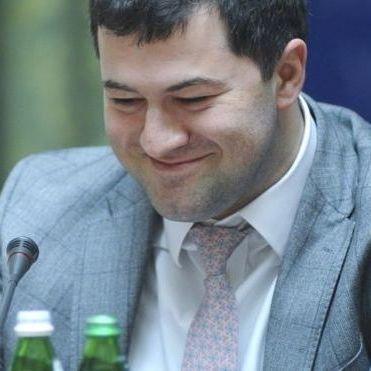 Насіров зайняв крісло судді (фото)