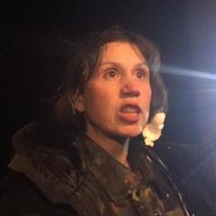 Поліція відреагувала на конфлікт між Черновол та блокадниками у Кривому Торці