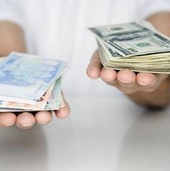 Курс валют на 9 березня