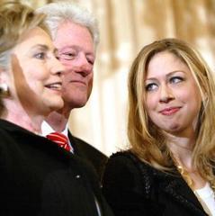 Зелені млинці дочки Клінтонів злякали користувачів мережі (фото)