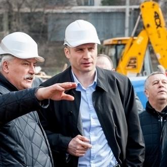 Кличко пообіцяв 1 вересня відкрити нову школу у Солом'янському районі