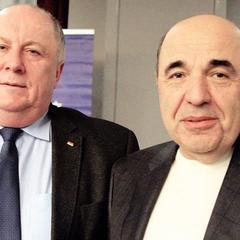 Вадим Рабинович провів 19 зустрічей із депутатами Польщі, Бельгії та Німеччини