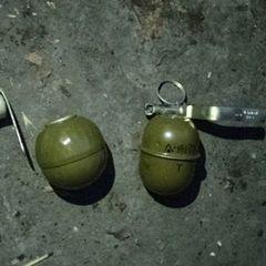 По Києву вільно розгулював чоловік із гранатами