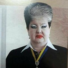 Суддя Бандура, що стала відомою завдяки фото з яскравим макіяжем, прокоментувала свою «популярність»
