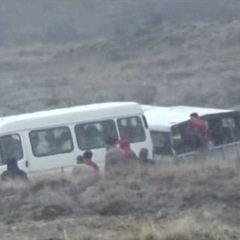 У Туреччині розбилися три повітряні кулі з туристами