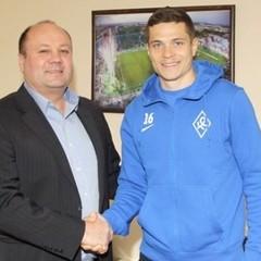 Екс-гравець «Динамо» Громов підписав контракт з російським клубом