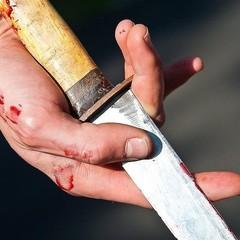 Багатодітна мати ножем покалічила чоловіка
