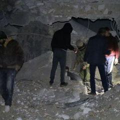 У Сирії під час вечірньої молитви розбомбили мечеть, загинули не менше 42 осіб