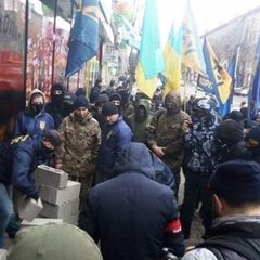 Ще один «Сбербанк» замурували в Україні
