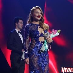 Тіна Кароль найпрекрасніша жінка України(Viva). Коментарі артистки