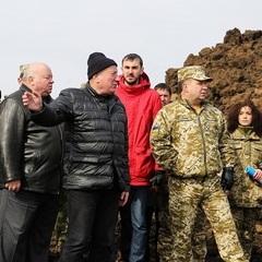 В Миколаївській області розпочалося будівництво масштабного військового комплексу (фото)