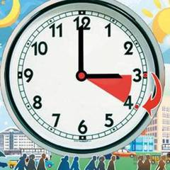 В останню неділю березня Україна переходить на «літній час»