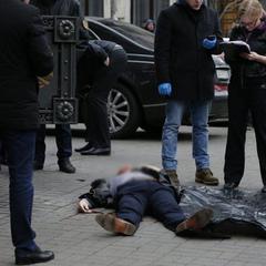 З'явилося відео вбивства Вороненкова (відео)