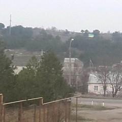 В окупованому Криму замайорів український прапор (фото)