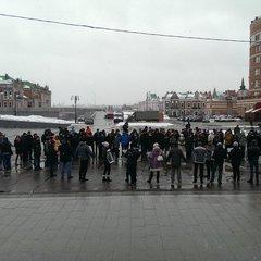 Росією проходять масові акції протестів (фото)