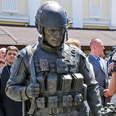 У Криму дітей змусили кланятися пам