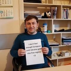 Грузини за безвіз для України: влаштували флешмоб у підтримку