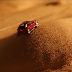 Audi розкрила секрет зйомок реклами з іграшковими машинками (відео)