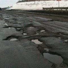 Преведено статистику аварій через несправні дороги України