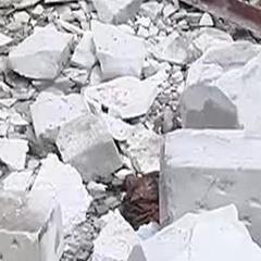 У Києві вибухнув гараж разом із автомобілем