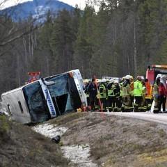 Смертельне ДТП в Швеції: в автобусі перебувало 52 учні