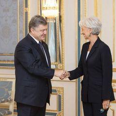 Вперше в історії Україна отримала четвертий транш від МВФ в рамках однієї програми, - Петро Порошенко