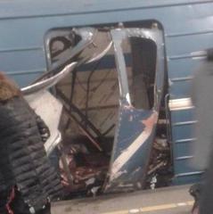Паніки не було: Машиніст поїзда метро, в якому вибухнув вагон, розповів про теракт в Пітері (відео)
