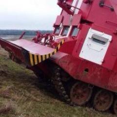 Укроборонпром показав у дії новий пожежний танк