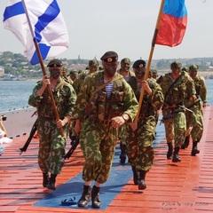 На Донбасі помер ватажок російської морської піхоти