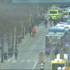 Президент України висловив співчуття у зв'язку із терактом в Швеції