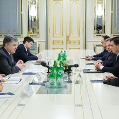Президент України провів зустріч із представниками Європарламенту (подробиці)