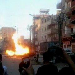 Кривава неділя: у церкві в Єгипті пролунав потужний вибух, багато загиблих (18+)