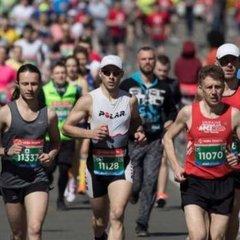 Благодійний забіг у столиці: київські посадовці взяли участь у марафоні