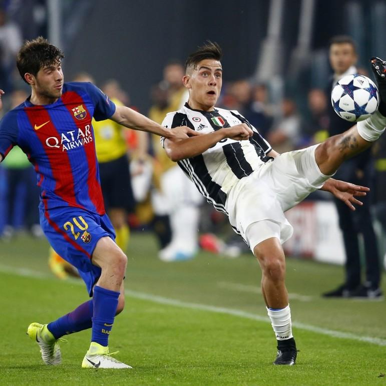 «Ювентус» розгромив «Барселону» в Лізі чемпіонів