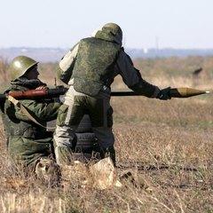 Терористи б'ють із гранатометів по українських позиціях, - штаб АТО