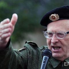 Жириновський: Американці ніколи не почнуть світової війни. Вони бояться, вони воювати не вміють