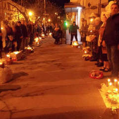 В окупованому Севастополі на всеношній Євангеліє читали українською мовою