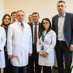 Віталій Кличко: «На базі київської лікарні № 6 буде створена лікарня швидкої допомоги на Правому березі»