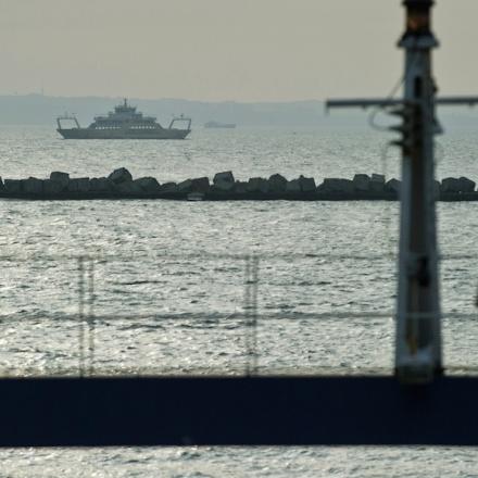 У Керченській протоці затонув російський суховантаж з 9 громадянами України