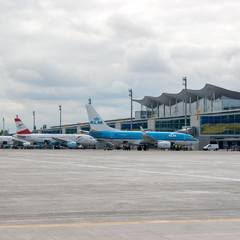 У «Борисполі» повідомили про відміну деяких рейсів у зв'язку з негодою