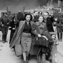 74 роки тому у Варшавському гетто почалася збройна боротьба єврейського підпілля проти нацистів