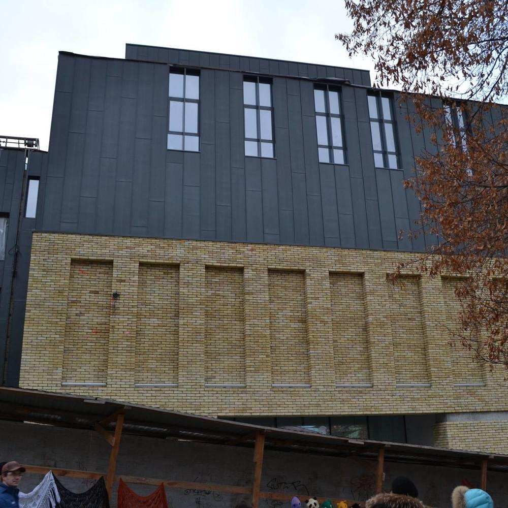 «З любов'ю до Києва» - архітектори розробили альтернативний проект Театру на Подолі (фото)