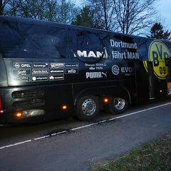 Вибухи біля автобуса Боруссії в Дортмунді організував виходець з Росії, - прокуратура ФРН