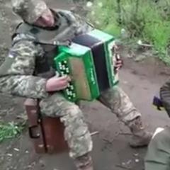Бійці АТО створили новий  суперхіт про Путіна (відео)