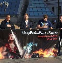 У Києві пройшов мітинг проти путінської війни в Україні (фото)