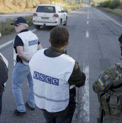 В ОРЛО біля патруля ОБСЄ стався вибух та стрілянина
